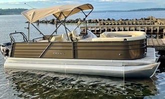 22ft Crest Pontoon Party Boat In Seattle Area And Surrounding Lakes