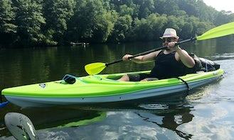 Pelican Kayak Rental In Stone Mountain