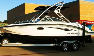 Chapparal 8 person boat with Captin in Rockwall
