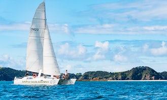 Sailing Adventures, 33ft Sports Cruising Catamaran