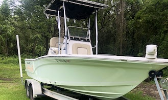 20ft SeaFox CC Fishing Boat in Dauphin Island and surrounding areas.