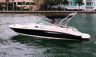 SUNDECK 26 FEET FOR PARTY AND TOURS. FINAL PRICE NO HIDEN FEES