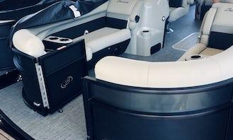 Bartletta 22ft Luxury Pontoon on Lake Murray