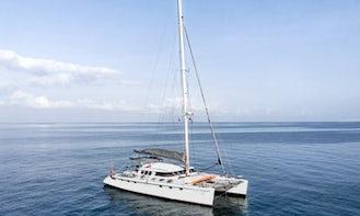 Zanzibar Catamaran Charter/rental 5 hours/day