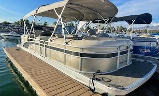 26' Bennington Luxury Tritoon 250HP for Rent in Lake Havasu