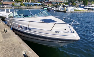 Chaparral 2135LE Cuddy Cruiser for Daily Tours or Charter in Kenmore