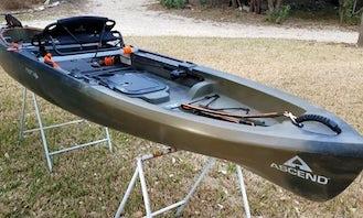 Ascend 12T Kayak in Virginia Beach