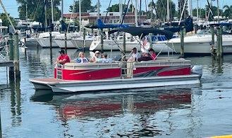 2017 Avalon 25ft Pontoon Boat for Rental in Gulfport