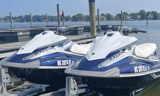 Yamaha VX Deluxes for rent in Lake Wylie, SC