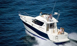Rodman 1170 Fish and Cruiser Boat Rental in Luanda, Angola