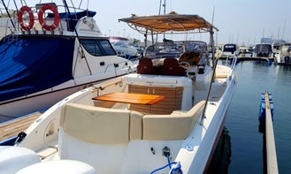 29ft Sessa Boat Rental in Luanda, Angola