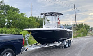 21' Tidewater 150HP Center Console for Rent in Wrightsville Beach