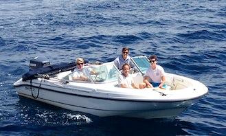 18ft Whaler Powerboat for Rent in Newport Beach