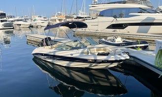 BOOK NOW !! Sea Ray 185 Fish N Ski Edition 18ft Powerboat at Marina Del Rey