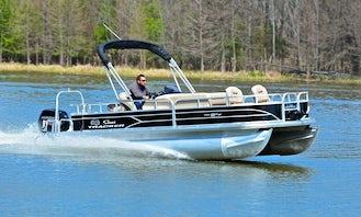 ⭐️Must See⭐️ Brand New Gon' Fishin' & Family Fun Pontoon Boat In Tampa, Tarpon Springs, Dunedin, Clearwater, Saint Petersburg!