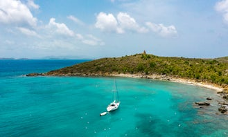 Daysail Charter in the waters of St. Thomas, Virgin Islands