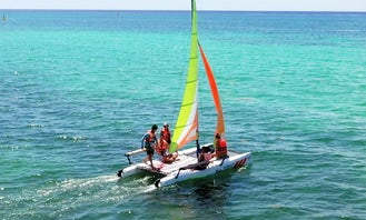 Hobie Getaway Sailing & Snorkeling Private Tour