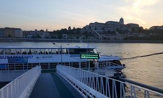 Hungarian Dinner Cruise in Budapest, Hungary