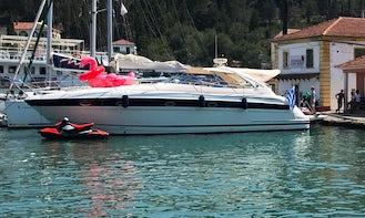 Motor Yacht Bavaria Sport 44ft (47ft Platform included)