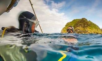 RIB Diving Trips in Vila Franca Do Campo, Portugal