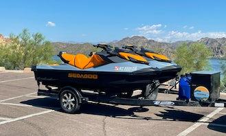 Rent a Pair of Premium 2021 Sea Doo GTI 170's in Gilbert, Arizona