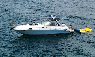 ***FORT LAUDERDALE*** - Gorgeous 45' Sea Ray Sundancer Yacht for Charter
