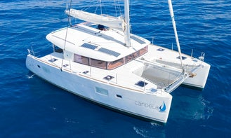 Luxury 40' Catamaran for Weekly Charter for up to 20 guests!