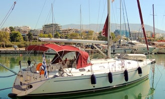 Sail in Chania with 43ft Dufour Gib'Sea for 8 People