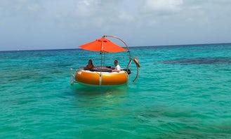 Book Your Private Aqua Donut in Noord, Aruba