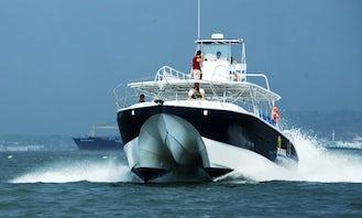 Best Value - Full Day Private Charter Aboard MV Sea Wolf NavalCat