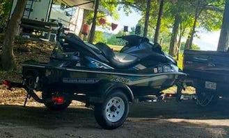 Kawasaki Ultra LX Jet Ski Rental in Northwest Arkansas