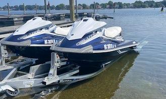 2 Yamaha Deluxe Waverunners in Charleston, SC
