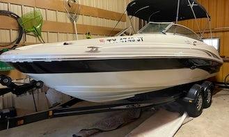Sea Ray Sundeck or Jetski Safe Boating Lessons on Lake Texoma