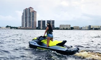 BRAND NEW SeaDoo Jetski for Rent in Fort Myers