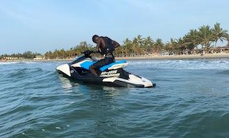 2020 Seadoo Spark Jet Ski Rental in Serrekunda, Gambia