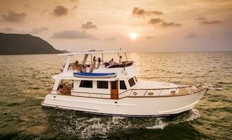 Shiraz Yacht (Grand Banks 53)
