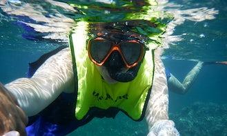 Snorkeling Lessons in Fajardo, Puerto Rico
