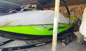 Rent a Bowrider in Valle de Bravo, Mexico