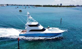 74' Viking Sportfish Luxury Yacht in Palm Beach, Florida