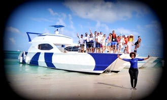 Private Booze Cruise Punta Cana Party Sensation