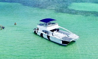 Elegant and Luxurios Cruise In Punta Cana! Reserve it to make your party private and VIP glamour!