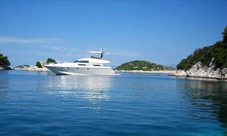 Posillipo Technema 51' for Charter in Italy