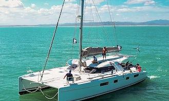 Nautitech 482 Catamaran for Charter in Santa Marta, Colombia