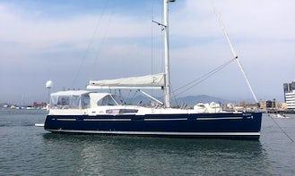 """Re-Joyce"" Custom Sailboat for Charter in San Carlos Panama"