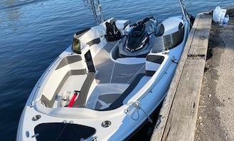 Sealver Wave boat charter