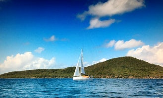 2015 Jeanneau 35' Sailing Private Day Charter - Fajardo, Puerto Rico