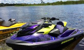 Jet Ski Sea-Doo 300HP for Rent in Tampa Florida