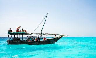 Zanzibar Sunset Cruise