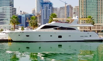Vikings 88' Mega Luxury Yacht for 66 guests in Dubai