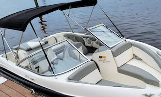 Bayliner 185 Bow Rider Great family/tubing boat!!